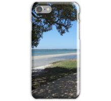 Broadwater Park View iPhone Case/Skin