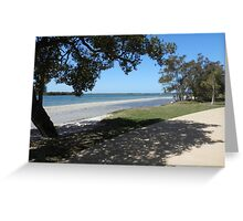Broadwater Park View Greeting Card