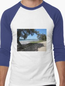Broadwater Park View Men's Baseball ¾ T-Shirt