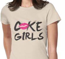Coke Girls Womens Fitted T-Shirt