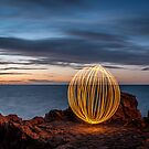 Light Orb by Rosie Appleton