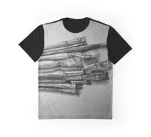 Brushes Graphic T-Shirt
