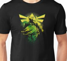 Face of time Unisex T-Shirt