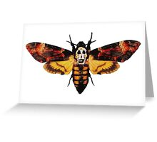 Silence of the Lambs Greeting Card