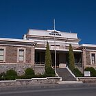 Burra Town Hall by indiafrank