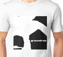 The GroundRise Goat (Black and White) Unisex T-Shirt