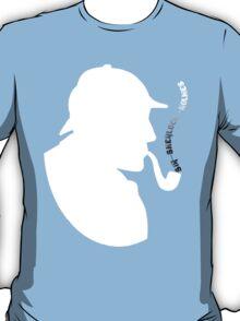 Detective Holmes Think and Smoke T-Shirt
