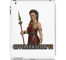 Gorgo from Greece - Civilization VI iPad Case/Skin