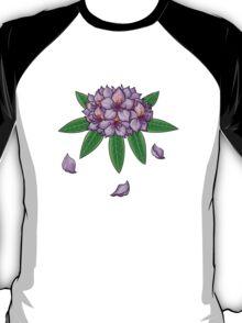 Rhododendron ponticum (No Text) T-Shirt