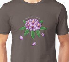 Rhododendron ponticum Unisex T-Shirt