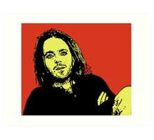 Tim Minchin Art Print