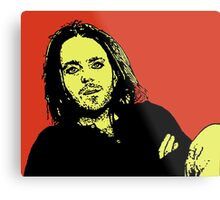 Tim Minchin Metal Print