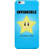 Invincible*  iPhone Case/Skin