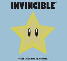 Invincible*  Kids Clothes