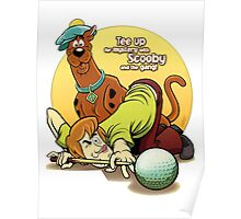 Scooby doo mystery Poster