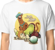 Scooby doo mystery Classic T-Shirt
