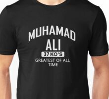 Muhammad Ali Heavyweight  Unisex T-Shirt