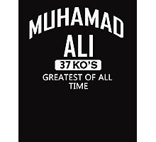Muhammad Ali Heavyweight  Photographic Print