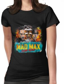 Fury Road Womens Fitted T-Shirt