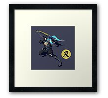 Hanzo - Overwatch Framed Print