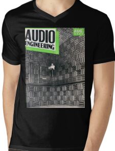 Audio engineering 1947 Mens V-Neck T-Shirt