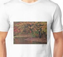 Colors by the pond Unisex T-Shirt