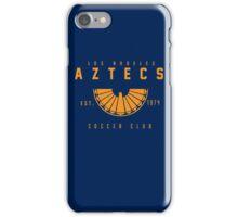 Aztecs Soccer iPhone Case/Skin