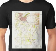 USGS TOPO Map California CA Chico 289169 1948 24000 geo Unisex T-Shirt