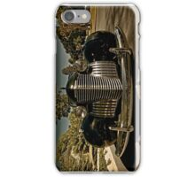 1940 Cadillac Limo iPhone Case/Skin