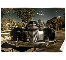 1940 Cadillac Limo Poster