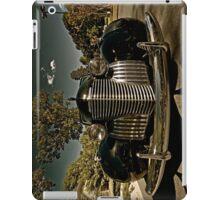 1940 Cadillac Limo iPad Case/Skin