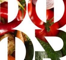 FOOD PORN Sticker