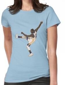 Draymond Green Kick Womens Fitted T-Shirt