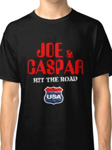 JOE & CASPER HIT THE ROAD 2016 Classic T-Shirt