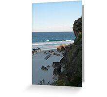 Miami Headland Greeting Card