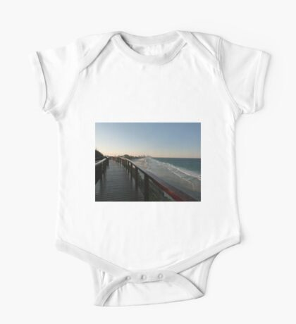 Surfers Paradise Sunset View One Piece - Short Sleeve