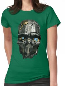 Dishonoured 2 - Corvo Attano (Dishonored 2) Womens Fitted T-Shirt