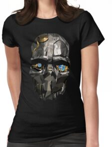 Dishonoured 2 - Corvo Attano (Dishonored 2) Womens Fitted T-Shirt