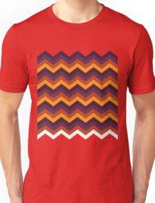 Trick or Treat! - Chevron Lines Unisex T-Shirt