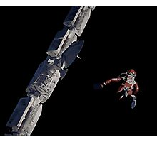 2001 a space odyssey III Photographic Print