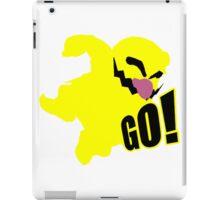Wario GO iPad Case/Skin