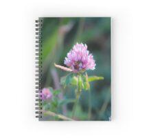 Cute Lil' Purple Flower Spiral Notebook