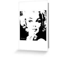 MM 132 sw Greeting Card