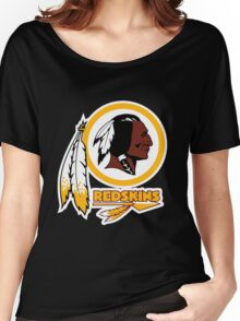 REDSKINS LOGO Women's Relaxed Fit T-Shirt