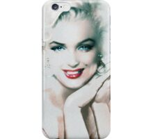 Theo Danella´s Marilyn MM 133 iPhone Case/Skin