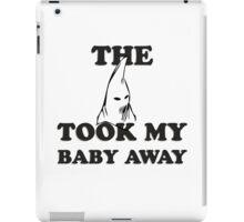 The KKK Took My Baby Away iPad Case/Skin