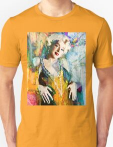 MM 126 yellow Unisex T-Shirt