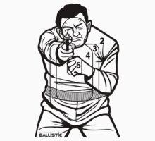 762Ballistic Target - The Thug by 762ballistic