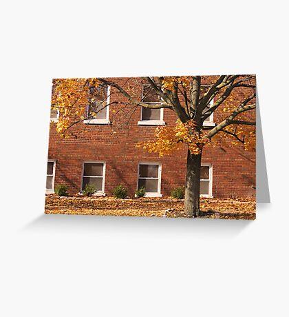 Leaf by Leaf Greeting Card