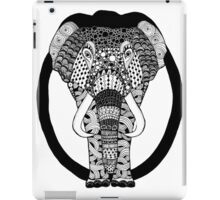 Zen Elephant iPad Case/Skin